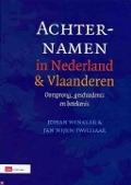 Bekijk details van Achternamen in Nederland en Vlaanderen