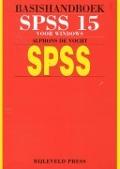 Bekijk details van Basishandboek SPSS 15