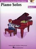 Bekijk details van Piano solos; Book 2