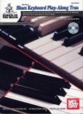 Bekijk details van Blues keyboard play-along trax
