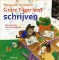 Bekijk details van Grijze Tijger leert schrijven