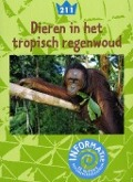 Bekijk details van Dieren in het tropisch regenwoud