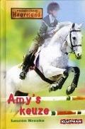 Bekijk details van Amy's keuze