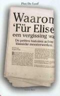 Bekijk details van Waarom 'Für Elise' een vergissing was
