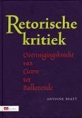 Bekijk details van Retorische kritiek