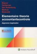 Bekijk details van Elementaire theorie accountantscontrole
