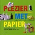 Bekijk details van Plezier met papier