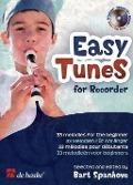 Bekijk details van Easy tunes for recorder