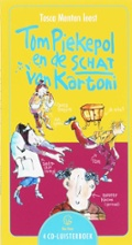 Bekijk details van Tosca Menten leest Tom Piekepol en de schat van Kartoni