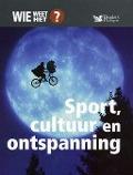 Bekijk details van Sport, cultuur en ontspanning