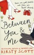 Bekijk details van Between you & me