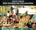 Bekijk details van 800 leagues on the Amazon