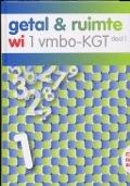 Bekijk details van Getal & ruimte; 1 vmbo-KGT dl. 1