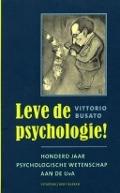 Bekijk details van Leve de psychologie!