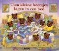 Bekijk details van Tien kleine beertjes lagen in een bed