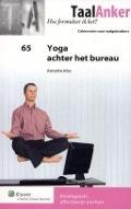 Bekijk details van Yoga achter het bureau