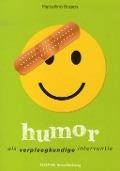 Bekijk details van Humor als verpleegkundige interventie