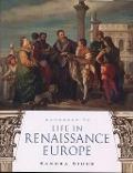 Bekijk details van Handbook to life in Renaissance Europe