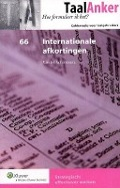 Bekijk details van Internationale afkortingen