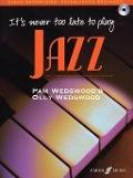 Bekijk details van It's never too late to play... jazz