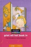Bekijk details van Griet wil het boek in