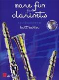 Bekijk details van More fun for clarinets