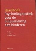 Bekijk details van Handboek psychodiagnostiek voor de hulpverlening aan kinderen