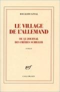 Bekijk details van Le village de l'Allemand ou Le journal des frères Schiller