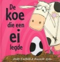 Bekijk details van De koe die een ei legde