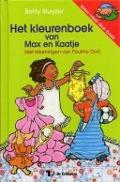 Bekijk details van Het kleurenboek van Max en Kaatje
