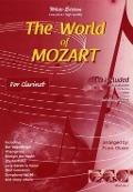 Bekijk details van The world of Mozart; For clarinet