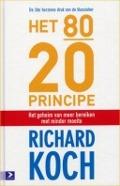 Bekijk details van Het 80/20-principe