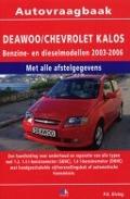 Bekijk details van Autovraagbaak Daewoo/Chevrolet Kalos