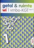 Bekijk details van Getal & ruimte; 1 vmbo-KGT dl. 2