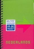 Bekijk details van Wolters' Nederlands in je pocket