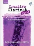 Bekijk details van Creative clarinet duets