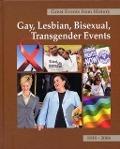 Bekijk details van Gay, lesbian, bisexual, transgender events, 1848-2006