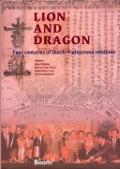 Bekijk details van Lion and dragon