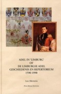Bekijk details van Adel in 'Limburg', of De Limburgse adel