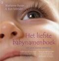 Bekijk details van Het liefste babynamenboek