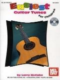 Bekijk details van Easiest guitar tunes for children