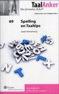 Bekijk details van Spelling en taaltips