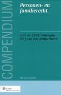 Bekijk details van Compendium van het personen- en familierecht