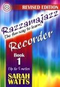 Bekijk details van Razzamajazz; Book 1
