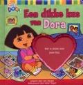 Bekijk details van Een dikke kus van Dora
