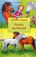 Bekijk details van Pony's op bezoek
