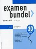 Bekijk details van Examenbundel havo economie; 2009/2010