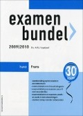 Bekijk details van Examenbundel havo Frans; 2009/2010