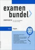 Bekijk details van Examenbundel havo Engels; 2009/2010
