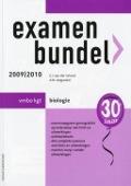 Bekijk details van Examenbundel vmbo kgt biologie; 2009/2010